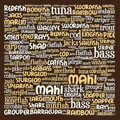 Gone Fishing 20130622bwwa85 Poster