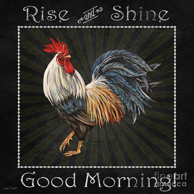 Good Morning Rooster-jp2617 Poster