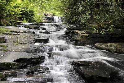 Goose Creek Falls Poster