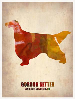 Gordon Setter Poster 1 Poster