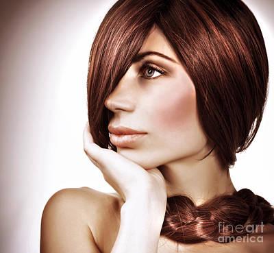 Gorgeous Hairdo Poster