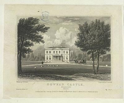 Gowran Castle Poster