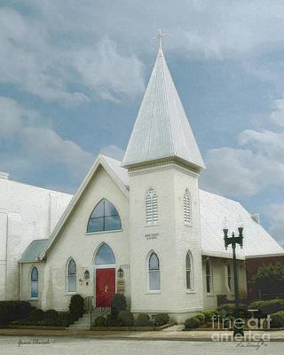 Grace Church Poster