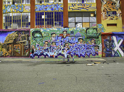 Graffiti Crisis Poster