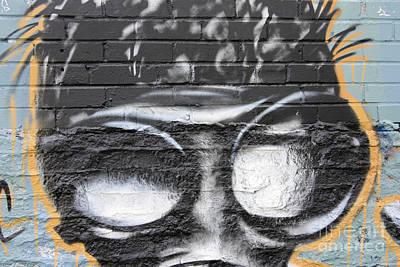 Graffiti Poster by Sophie Vigneault