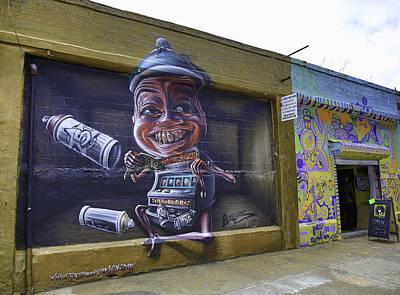 Graffiti Street 2014 Poster
