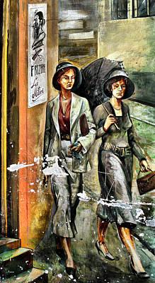 Graffiti Wall Murals Poster
