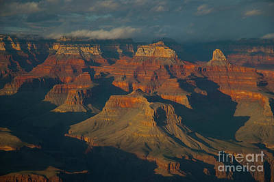 Poster featuring the photograph Grand Canyon by Rod Wiens