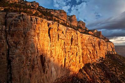 Grand Canyon Sunrise Poster by Kiril Kirkov