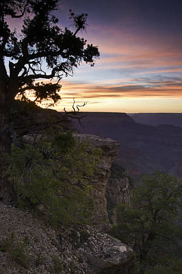 Grand Canyon Sunset 2 Poster