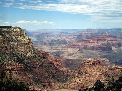 Grand Canyon View 3 Poster