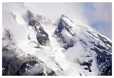 Grand Teton Glacier Poster