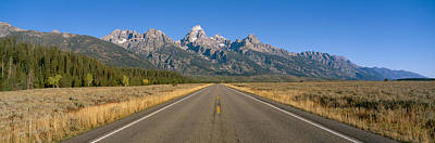 Grand Teton National Park, Wyoming Poster by Panoramic Images
