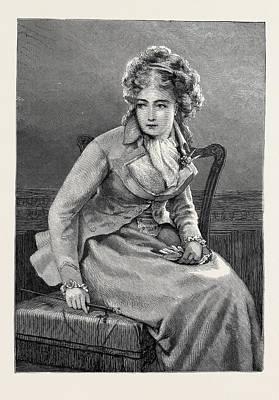 Grandmamma, 1870 Poster