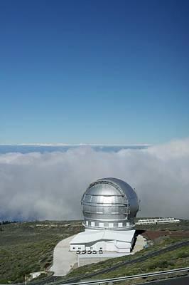 Grantecan Telescope Poster