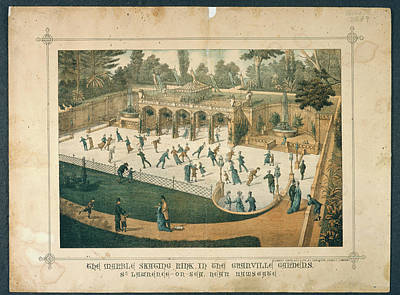 Granville Gardens Poster by British Library
