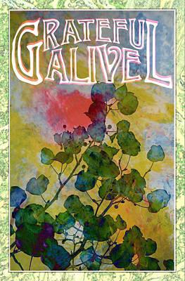 Grateful Alive Art Poster