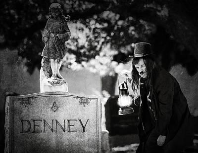 Grave Digger Poster