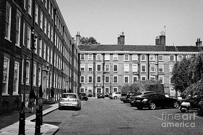 grays inn square London England UK Poster by Joe Fox