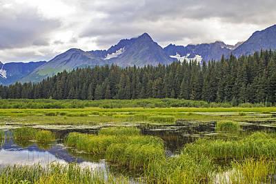 Great Alaskan Outdoors Poster