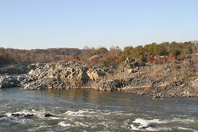 Great Falls Va - 121245 Poster by DC Photographer
