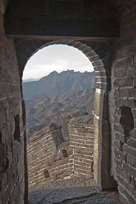 Great Wall View Poster