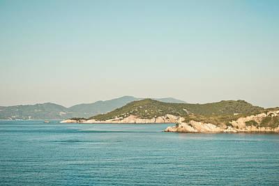 Greek Islands Poster