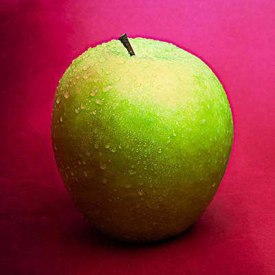 Green Apple Whole 2 Poster