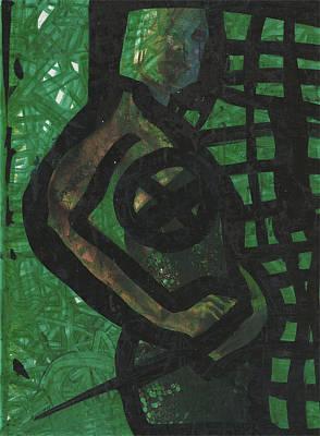 Green Lantern Diva Poster