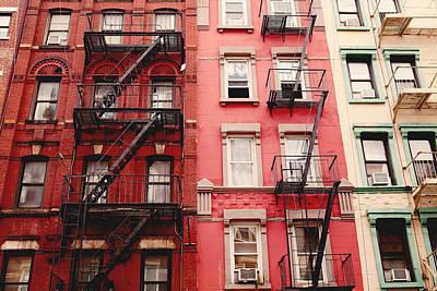 Greenwich Village  Poster by Kim Fearheiley