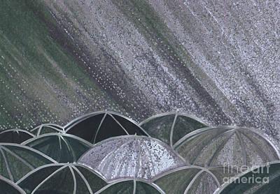 Grey Rain 2 By Jrr Poster