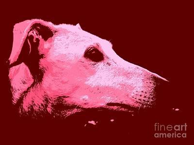 Greyhound Profile Poster