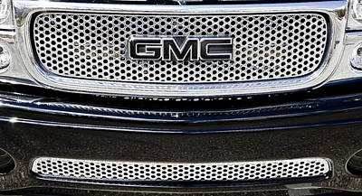 Grille Me Poster