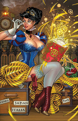Grimm Fairy Tales 59  Poster