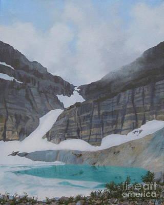 Grinnell Glacier Poster
