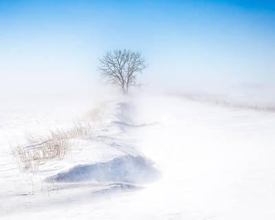 Ground Blizzard Poster