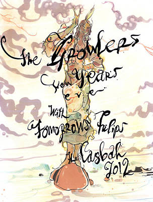 Growler Poster Poster