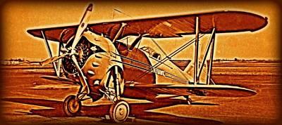 Grumman Gulfhawk Poster