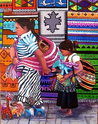 Guayabitos Mercado Poster