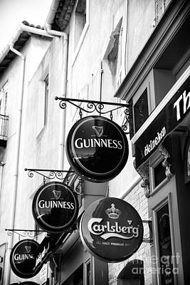 Guinness Three Times Poster