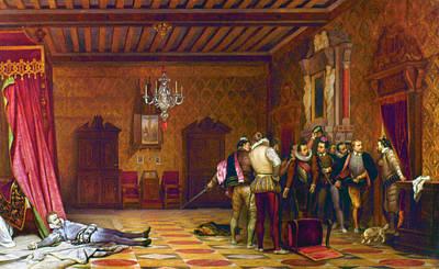 Guise Assassination, 1588 Poster by Granger