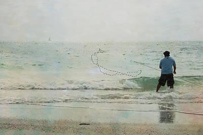 Gulf Fishing Poster