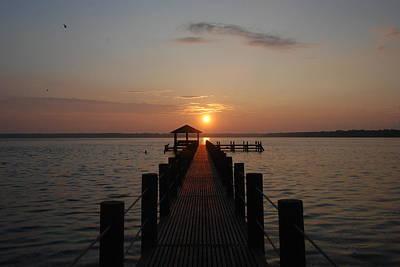 Gulf Sunrise 1 Poster