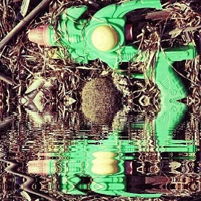 #gun #game #futuristic #cyberpunk Poster