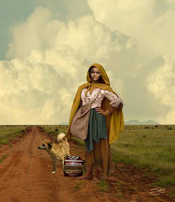 Gypsy Girl's Dream Poster