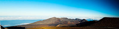 Poster featuring the photograph Haleakala by Cathy Donohoue