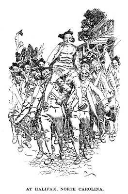 Halifax Declaration, 1776 Poster by Granger