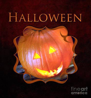 Halloween Gallery Poster