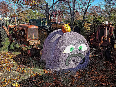 Halloween Junk Poster