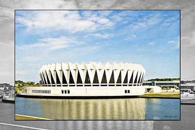 Hampton Coliseum Poster